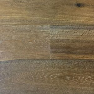 French Oak - Engineered Hardwood - Wire Brushed - CF1011529 - Product Sample