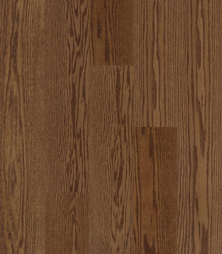 Red Oak - Engineered Hardwood - Wirebrushed or Handscraped - CF1021838 - Product Sample
