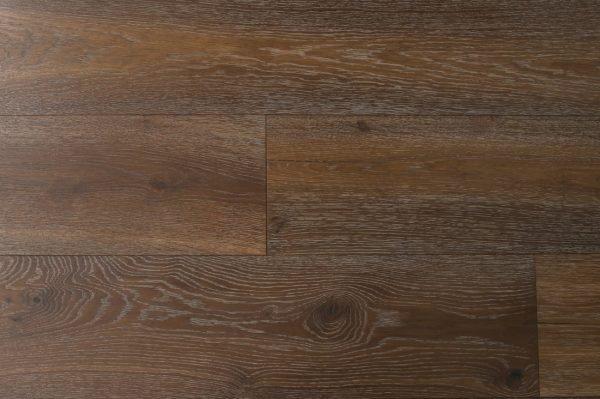 French Oak - Engineered Hardwood - Wire Brushed - CF1011522