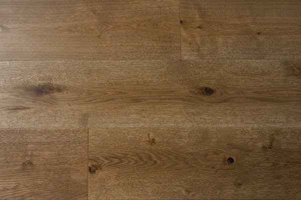 French Oak - Engineered Hardwood - Wire Brushed - CF1011524