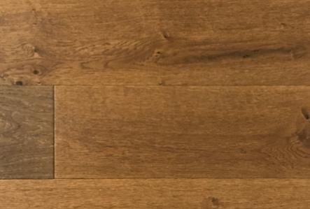 French Oak - Engineered Hardwood - Wire Brushed - CF1011528