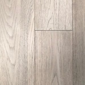 European White Oak - Engineered Hardwood - Lightly Wire Brushed - CF1031923