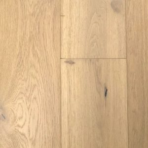 European White Oak - Engineered Hardwood - Lightly Wire Brushed - CF1031925