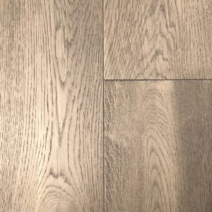 European White Oak - Engineered Hardwood - Lightly Wire Brushed - CF1032025