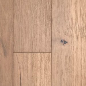 European White Oak - Engineered Hardwood - Lightly Wire Brushed - CF1032121