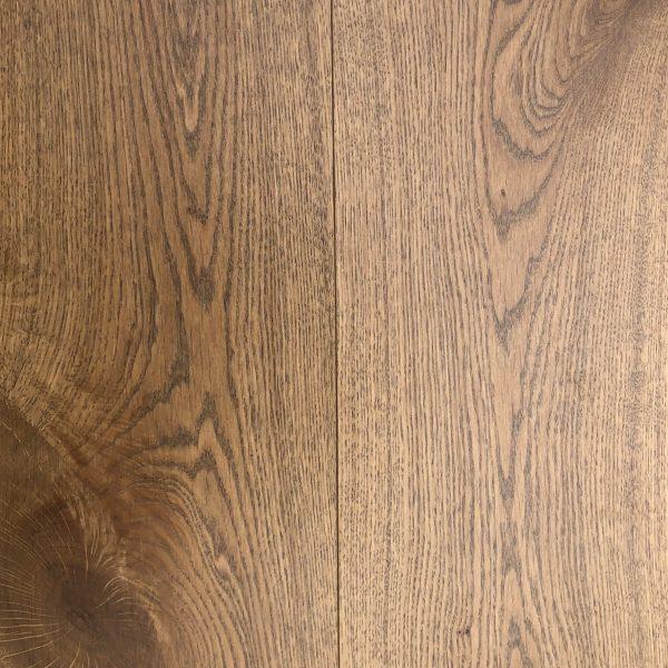 European White Oak - Engineered Hardwood - Lightly Wire Brushed - CF1032125