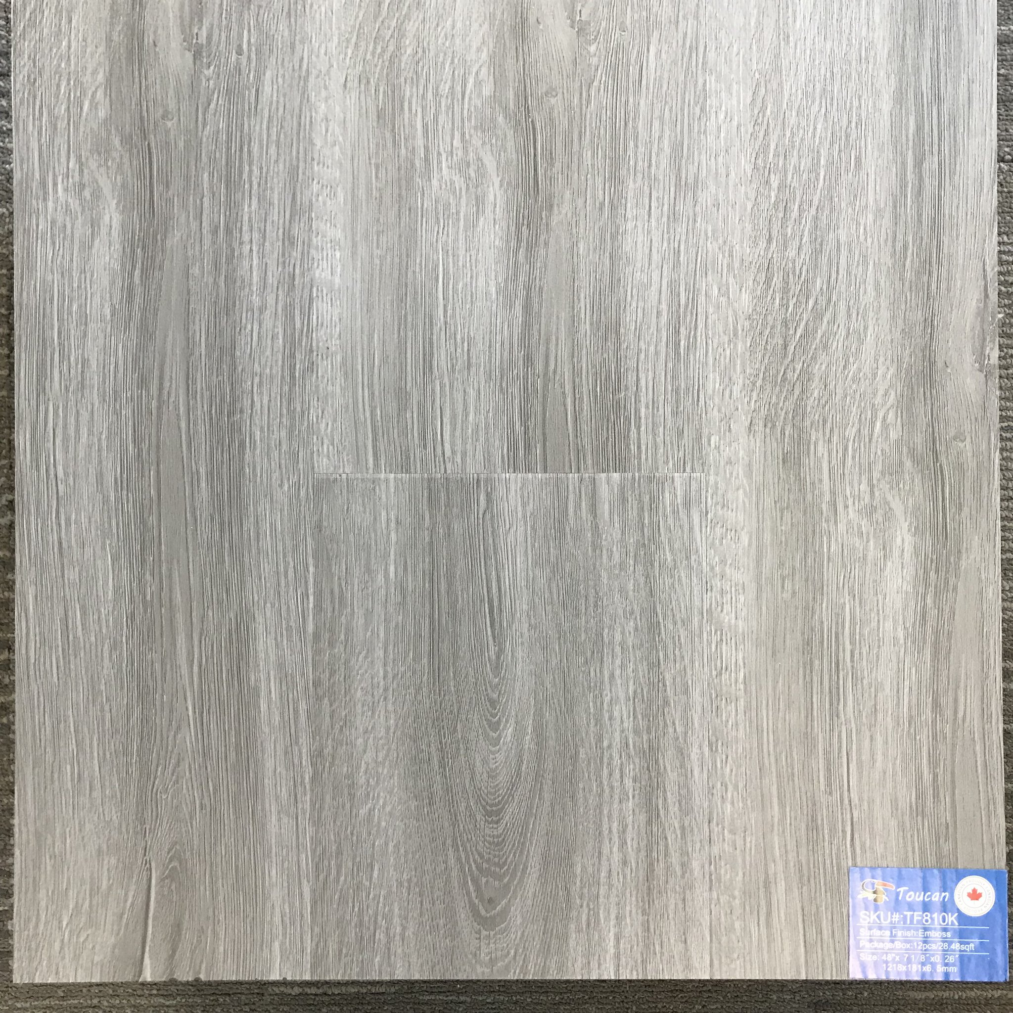 Toucan Flooring's WPC Collection